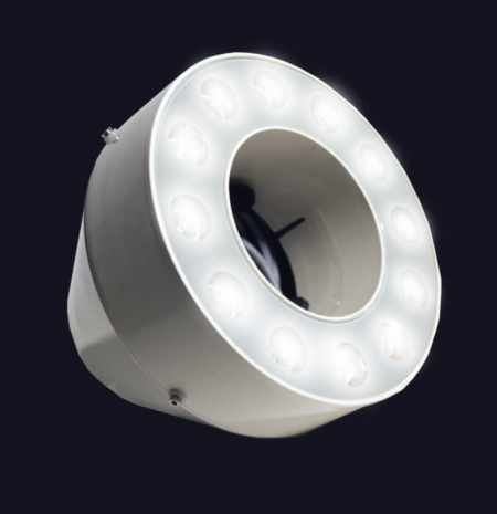 Fahnenmastbeleuchtung LED Strahler