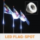 Fahnenmastbeleuchtung LED