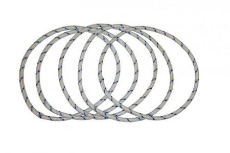 Seilschlaufen geschlossen für Fahnenmasten mit Fahne