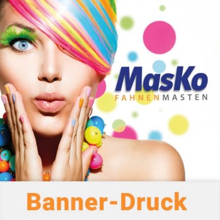 Banner Werbebanner Druck hochwertig