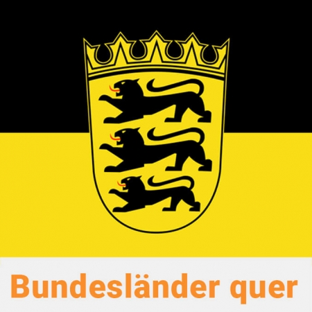 Fahnen Querformat Bundesländer