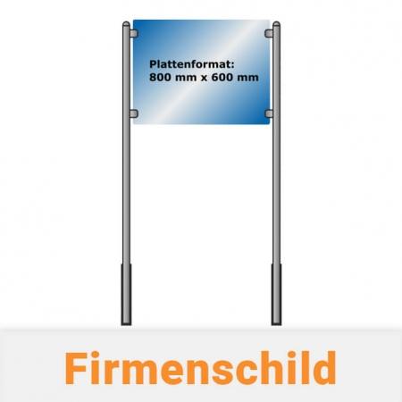 Firmenschild System